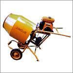 内燃式搅拌机
